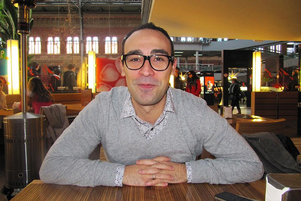 Cesar García Gascón
