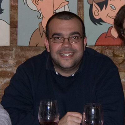 Ruymán Ferrera fiesta de despedida de Usolab