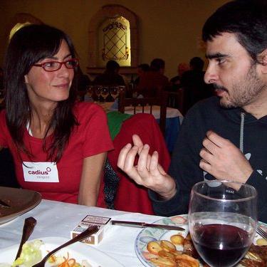 Isabel Casanova en Cadius Zgz 2007