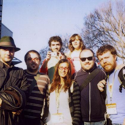 En el SXSW 2008. Fotografía cortesía de Ana Belén Ramón.